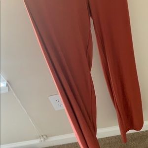 Windsor Pants - Open back jumpsuit